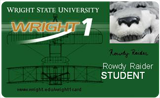 image of Rowdy's Wright1 Card