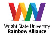 wright state university rainbow alliance logo