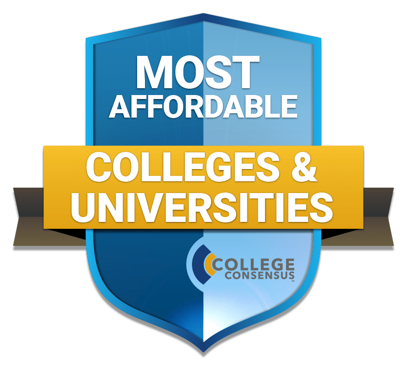 Most Affordable Colleges & Universities by College Consensus
