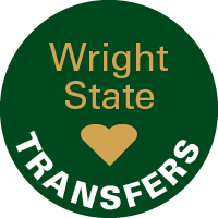Wright State Loves Transfers Button