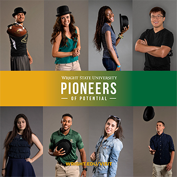 """Pioneers of Potential"" poster"