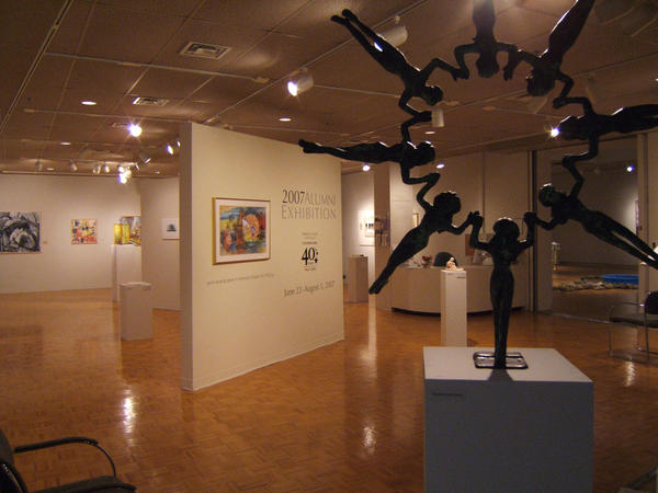Alumni Exhibition 2007