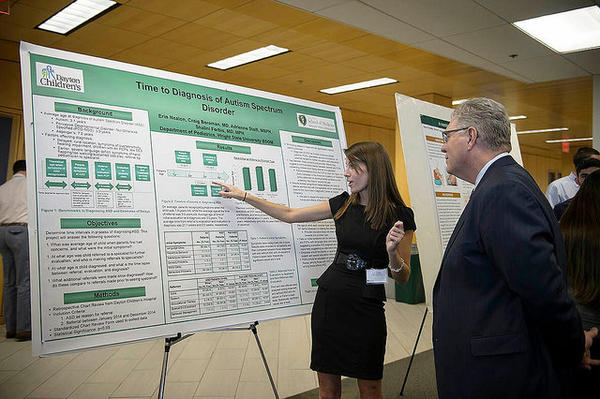 Best Physician Assistant Programs >> Medical Student Research Symposium | Wright State University
