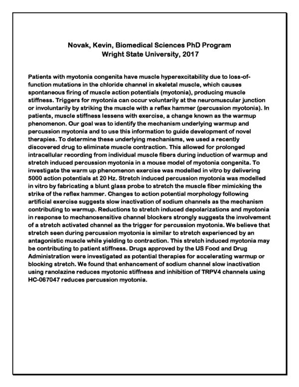 Biomedical science dissertation the new school creative writing