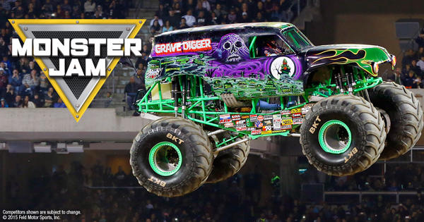 Monster Jam | Wright State University