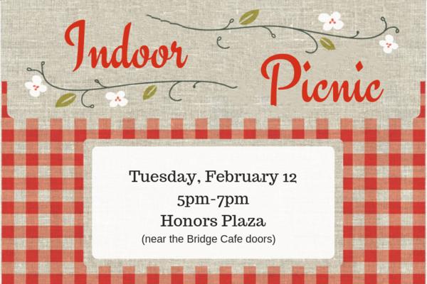 Inoor Picnic - Dinner is on us!