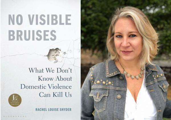 No Visible Bruises book and author picture