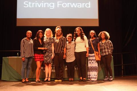 Black Women Striving Forward