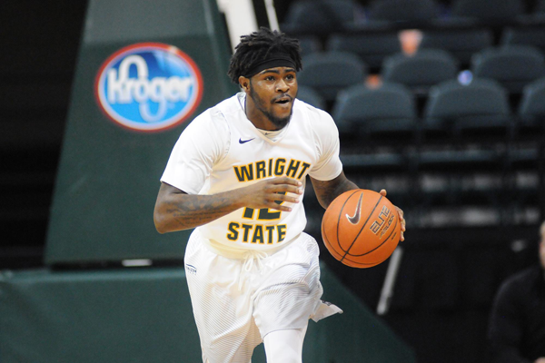 fa4659a0af Archdeacon: Wright State's Tye Wilburn not your typical college basketball  player