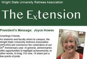 Extension newsletter masthead
