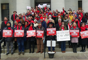 faculty at the statehouse