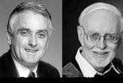 Lew Shupe and Rich Johnson
