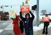 faculty on strike