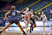 Mackenzie Taylor drives through the Oakland defense