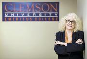 Debra Jackson, director of Clemson U.'s Emeritus College