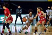 Emani Jefferson in 20-21 season openner