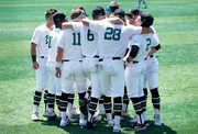 Wright State's baseball team lost to Duke on Saturday in the NCAA Regional.
