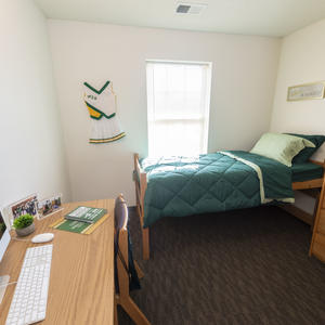 photo of a college or university park apartment