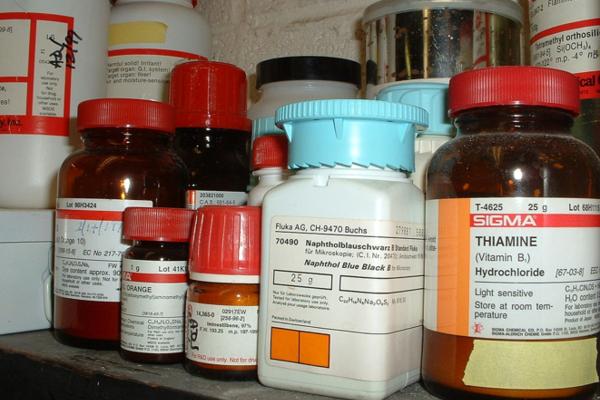 Orphan Chemical