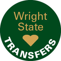 wright state loves transfers graphic